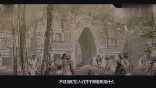 震惊帕伦克神庙有大量史前文明证据