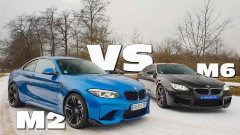 宝马M2,宝马M6,你会选择哪一辆?