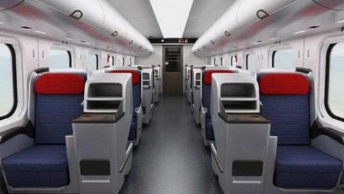 双层高铁测试完毕,二等座载客量提升33%,网友:期待!