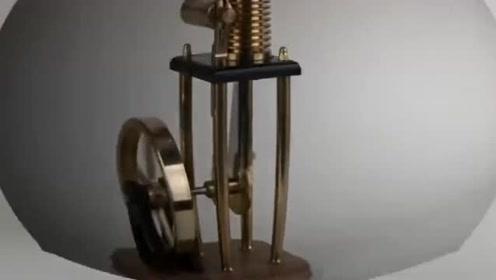 科技探索:研究一些稀奇古怪的发动机,就是不明白动力是什么原理!