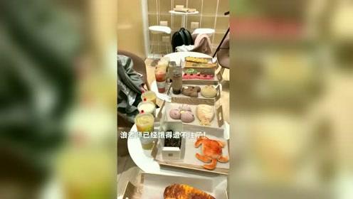 重庆吃货王:跟大胃王吃饭还是要很大决心的!吃个甜点都花了560元!