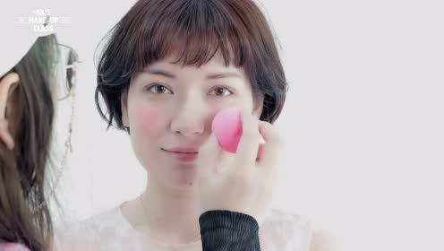 少女心必备!粉嫩的春夏妆,显脸小
