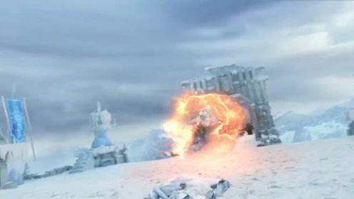 幻城:冰王战败,难道这是剑灵,难道这一切都是假的吗?