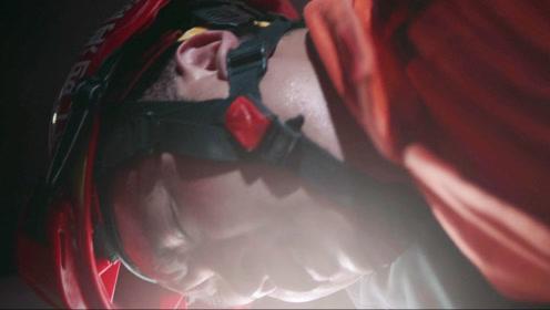 真假消防员首碰面 真消防员被击昏