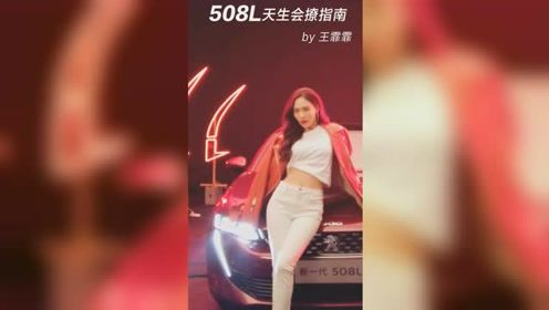 东风标致508L天生会撩指南by王霏霏