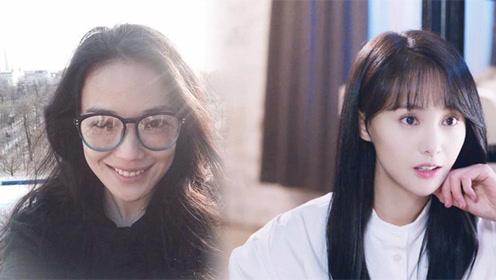 娱乐圈最不爱化妆的6大女星 王丽坤排第二连郑爽都排不上第一?