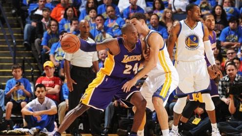 NBA背打的最强王者是谁?奥尼尔的背打科比的背打,都远不及他