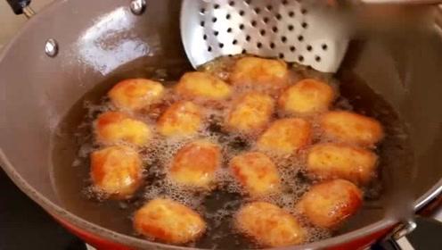 这种网红小零食火了,教你详细做法,外酥里嫩,自己做的吃着放心