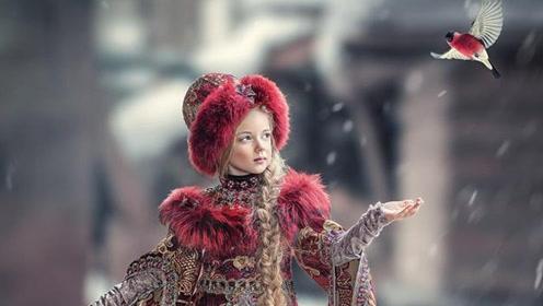 """来自童话中的""""长发公主"""" 所有男孩都在等她长大"""