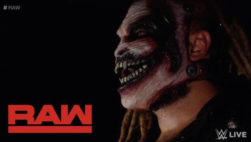 RAW1364期: 芬巴洛尔赛后庆祝被打断 邪恶布雷怀特现身