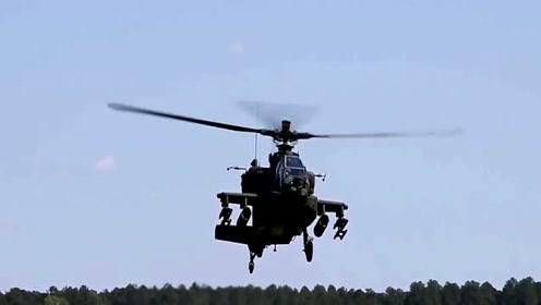 印度实力大增!购买的阿帕奇已经到货,实力碾压巴铁直升机