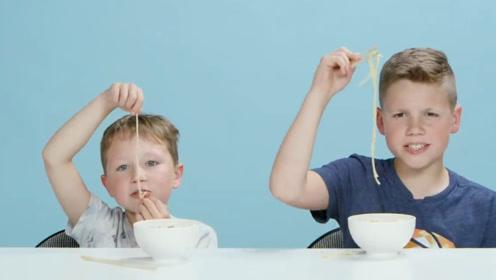 童心未泯吃遍全球,全球面食初体验!