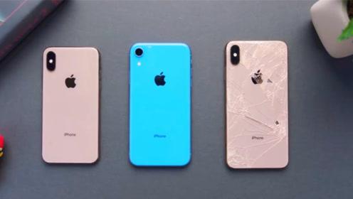 苹果终于对iPhoneXS下手了,将计划减产,降幅达千元