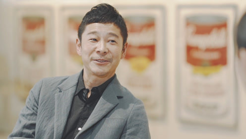 前泽友作:花242亿日元绕月旅行,艺术家浪漫化的探险