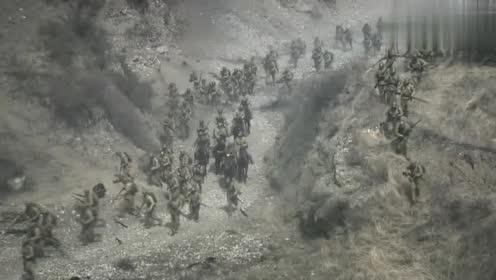 东方战场:日军疯狂进攻,中国守军假装败退,殊不知大难临头!