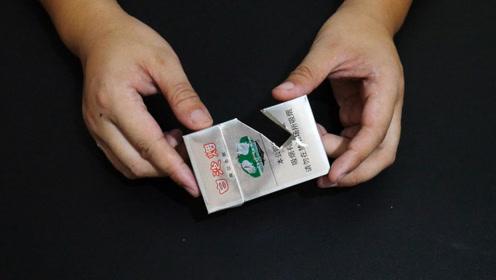 抽了几十年香烟才发现,原来烟盒子全身都是宝,一年能省不少钱