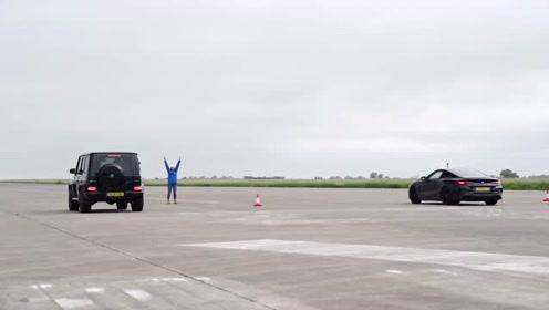 跨界大对决,奔驰AMG G63挑战宝马M850i,你买谁赢?