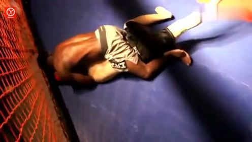 咏春小伙国外打MMA,赛前准备两分钟结果不到10秒被KO
