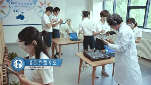 让人无法拒绝的京东沙雕宣传片《我给你开个玩校》