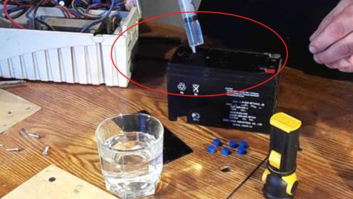 电动车不要总是傻傻换电瓶了!只需要几块钱,电瓶就能多用2年!