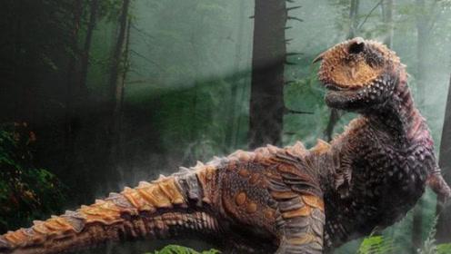 食肉牛龙被称为白垩纪的猎豹,其凶残程度可与霸王龙媲美