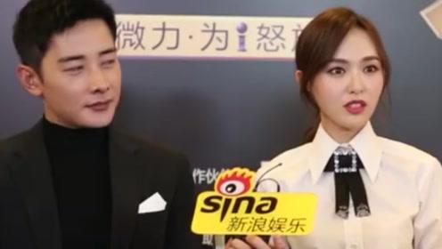 唐嫣节目中礼服掉落,谁注意到罗晋手部小动作?粉丝:男人通病