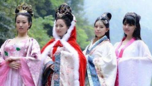 """日本人眼中的""""四大美女"""",中国占两位,而且还是排在最前"""