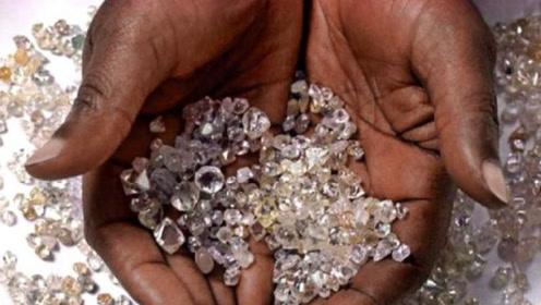 非洲的钻石便宜又大,游客怎么都不屑买?游客:白送我也不要!