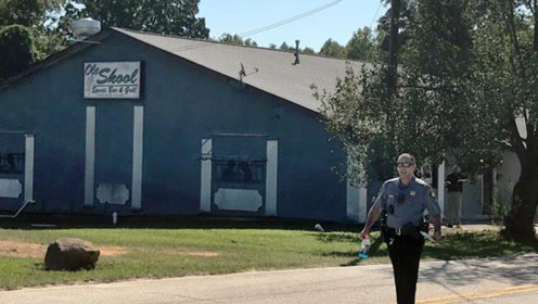 美国:两人争执引发枪击案致2死9伤 枪手在逃身份不明