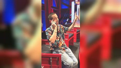 《脱口秀大会》卡姆夺冠后给家人打电话,一句话让李诞笑喷了