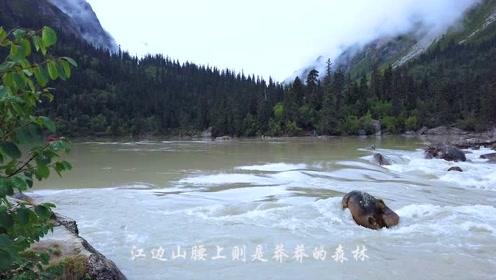 打卡网红景点,探访神仙居住的米堆冰川