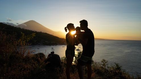 带着9个月宝宝去巴厘岛潜水,沉船海底世界太漂亮啦