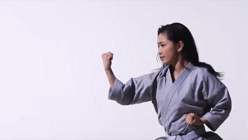 """日本最后的""""女武士"""",不光长相极其美丽,比赛时更加光芒四射!"""
