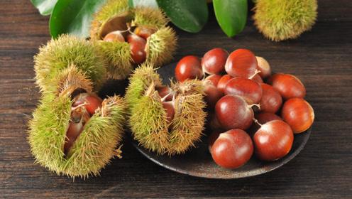 秋天是丰收的季节, 经常吃一些板栗,或许能帮你预防冠心病!