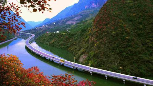 """中国""""最美""""的公路,现已曝光全世界,老外都""""羡慕""""坏了!"""