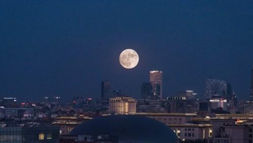 潮汐锁定了解一下,月亮自传,为什么人们还是只看到一样的月亮?