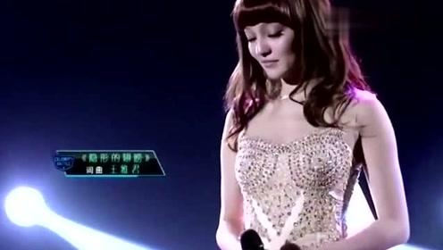 张韶涵再唱成名曲《隐形的翅膀》女神嗓音就是美!