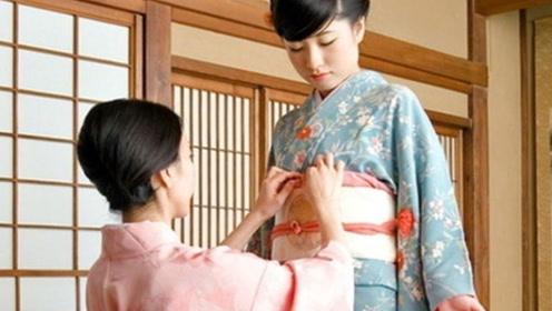 为何日本女孩不喜欢穿内衣,特别是穿和服时?你知道吗?