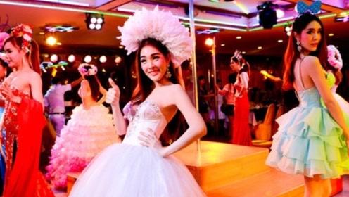 风靡全球的泰国人妖,究竟是如何产生的?背后原因太心酸