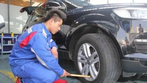 汽车轮胎最多用多久?修车工:超过这时间,再贵的车都爆胎!
