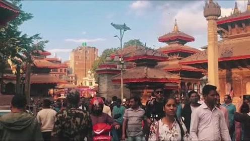 尼泊尔首都加德满都,旅游景点攻略,这些地方必打卡