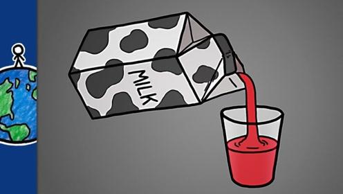 奶制品是由奶牛的血转化而成的,是真的吗?看完全明白了