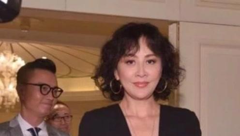 有种勇气叫刘嘉玲剪短发,不老女神秒变老阿姨,梁朝伟还喜欢吗?