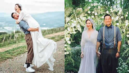 曾国祥王敏奕正式注册结婚 不会再香港补办喜宴