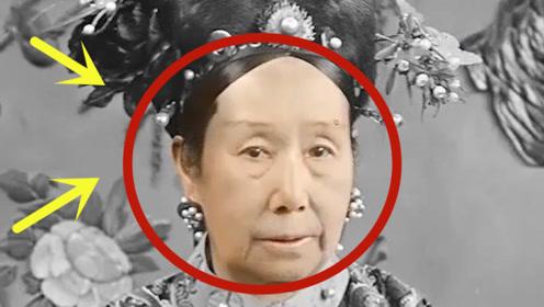 科技还原慈禧20岁容貌,看完明白了,当年咸丰为何她如此痴迷!