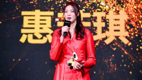 为什么中国女排都是美女?听了郎平的回答,惠若琪脸都红了!