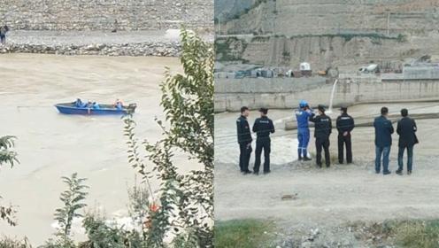 甘肃舟曲失踪记者遗体被找到  坠江事故共确认5人遇难