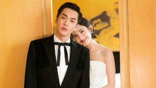 明星结婚甜蜜画面合集,张若昀唐艺昕很一般,网友:甜就对了!
