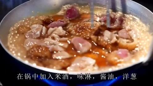 大家知道亲子丼吗?做法非常的简单,很适合一个人吃