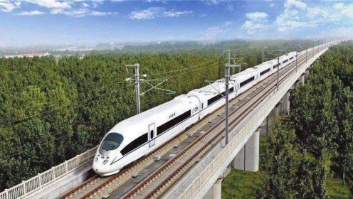 中国又一高铁线年底通车!5小时路程变1小时,是你家乡吗